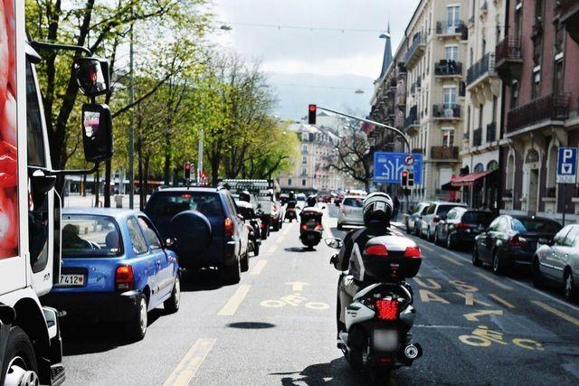 Le Canton et la Ville vont étendre les pistes cyclables
